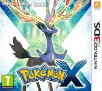 Pokémon X Box Art