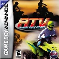 ATV: Thunder Ridge Riders Box Art