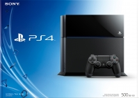 Sony PlayStation 4 CUH-1001A Box Art