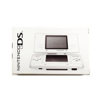 Nintendo DS - Pure White [JP] Box Art