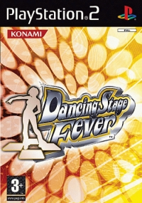 Dancing Stage Fever Box Art
