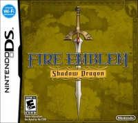 Fire Emblem: Shadow Dragon Box Art