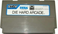 Die Hard Arcade Box Art