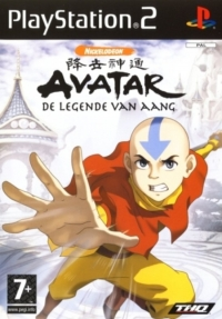 Avatar: De Legende van Aang Box Art
