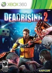 Dead Rising 2 Box Art