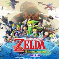 Legend of Zelda, The: The Wind Waker HD Box Art