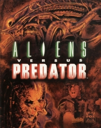 Aliens Versus Predator Box Art