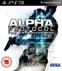 Alpha Protocol: The Espionage RPG [UK] Box Art