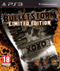 Bulletstorm - Limited Edition Box Art