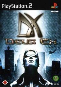 Deus Ex [DE] Box Art