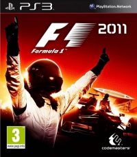 Formula 1 2011 Box Art