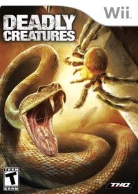 Deadly Creatures Box Art