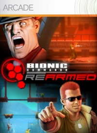Bionic Commando: ReArmed Box Art