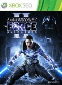 Star Wars: The Force Unleashed II Box Art