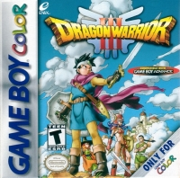 Dragon Warrior III Box Art