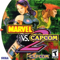 Marvel vs. Capcom 2: New Age of Heroes Box Art