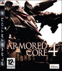 Armored Core 4 Box Art