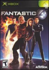 Fantastic 4 Box Art