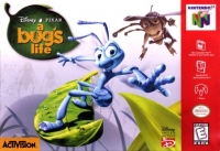 Disney/Pixar A Bug's Life Box Art