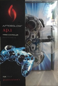 Afterglow AP.1 Wired Controller (Blue) Box Art