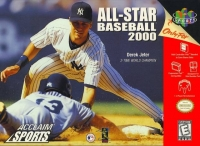 All-Star Baseball 2000 Box Art