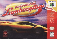 Automobili Lamborghini Box Art