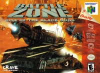 Battlezone: Rise of the Black Dogs Box Art