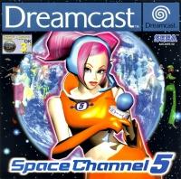 Space Channel 5 Box Art