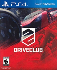 Driveclub Box Art