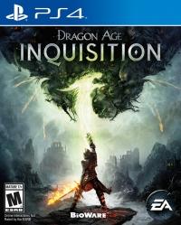 Dragon Age: Inquisition Box Art