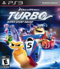 DreamWorks Turbo: Super Stunt Squad Box Art