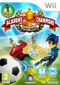 Academy of Champions: Football Box Art