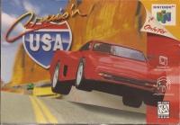 Cruis'n USA Box Art