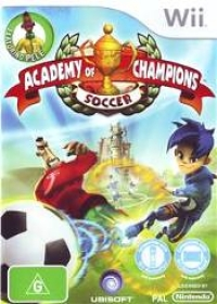 Academy of Champions: Soccer Box Art