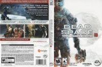 Dead Space 3 Limited Edition Box Art