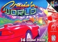 Cruis'n World Box Art
