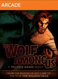 Wolf Among Us, The Box Art