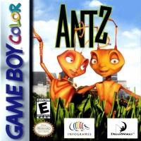 Antz Box Art