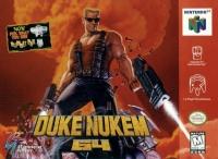Duke Nukem 64 Box Art