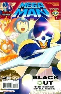 Mega Man #30 Box Art