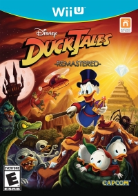 Disney DuckTales Remastered Box Art
