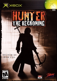 Hunter: The Reckoning Box Art