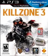 Killzone 3 (GameSpot Best of E3) Box Art