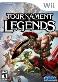 Tournament of Legends Box Art