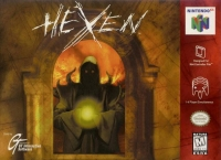 Hexen Box Art
