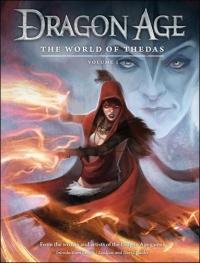 Dragon Age: The World of Thedas Volume 1 Box Art