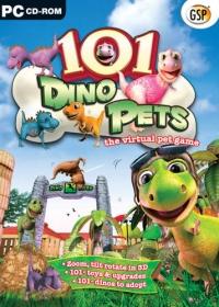 101 Dino Pets Box Art
