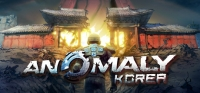 Anomaly Korea Box Art