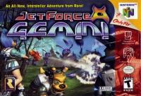 Jet Force Gemini Box Art
