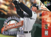Major League Baseball Featuring Ken Griffey Jr Box Art